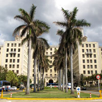 Best Havana hotels, the Nacional de Cuba remains popular
