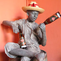 Havana guide, Museo del Ron Havana Club shows how rum is made, and served