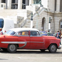 Havana guide, Cuba is vintage car country