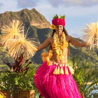 Honolulu fun guide, Hula dancer