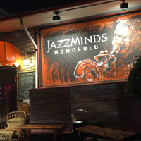 Jazzminds is Honolulu's only jazz club
