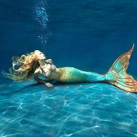 Photo shoots - Mermaid for a day in Honolulu