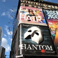 New York theatre and musicals, Phantom of the Opera