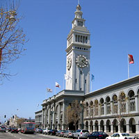 San Francisco guide for kids, Ferry Building