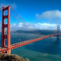 San Francisco fun guide, Golden Gate Bridge