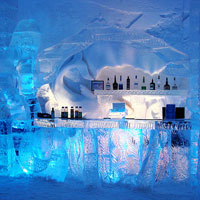 Amazing holidays, Ice Hotel Sweden