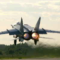 Bizarre holidays, try a MIG-25 sub orbital flight