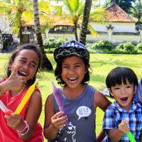 Bali child-friendly resorts - Grand Hyatt kids' club