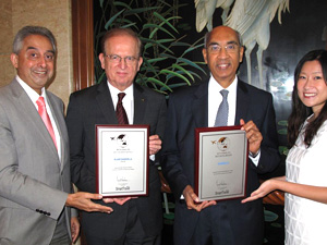 Shangri-La wins Best Hotel Brand in Asia Award