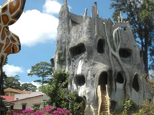 Asia's most bizarre and ugliest hotels
