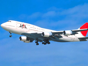 Japan Airlines heads the on-time charts for Asia-Pacific