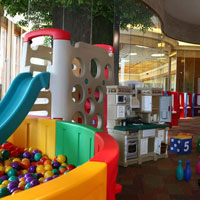 Centara Grand Mirage Pattaya is a vast themed playground for all ages