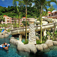 Child-friendly Centara Grand Phuket has theme attractions and even a Lazy River
