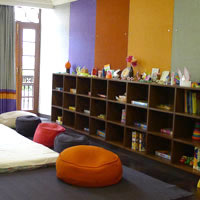 Grand Hyatt Goa kids room - Camp Hyatt caters for most ages