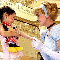 Hong Kong child-friendly hotels, HK Disneyland Hotel