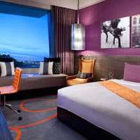 Singapore child-friendly hotels, Hard Rock Sentosa is a popular choice
