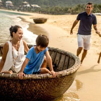 Vietnam child-friendly resorts, InterContinental Danang has its Planet Trekkers