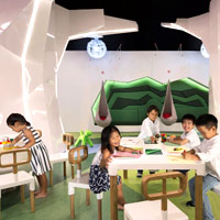 JW Marriott Macau's Kids' Club is the largest in the world