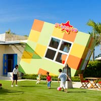 Sheraton Hua Hin Starclub for kids