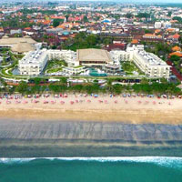 Sheraton Kuta combines education and entertainment