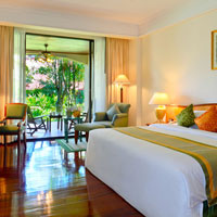 The Sofitel Angkor Pokeethra is a child friendly choice for Cambodia
