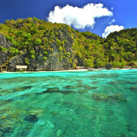 Two Seasons Coron is a family friendly option in Palawan, Philippines