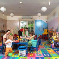 Child friendly hotel, Victoria Hotel Hoi An, Vietnam