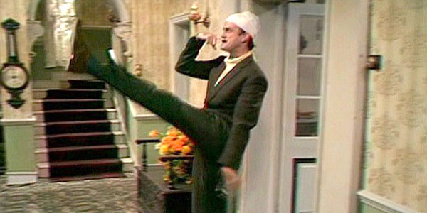 Hotels will need a complete change of attitude in a Covid world - Basil Fawlty the manic GM in Fawlty Towers
