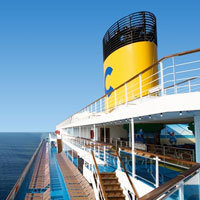 Costa Cruises, embattled