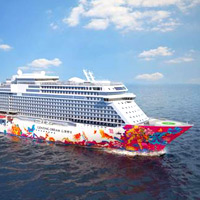 Genting Dream from Dream Cruises