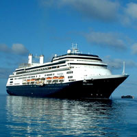 Asian cruises, MS Volendam