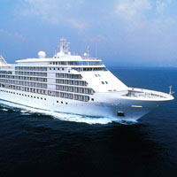 Silver Whisper offers heft and class