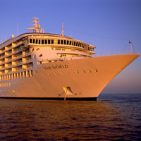 Asian Cruises, The World