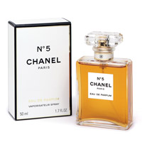 Airline duty free shopping, Chanel No.5 best price