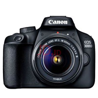 GarudaShop offers cameras, cabin bags and even laptops - Canon EOS 3000D duty-free offer