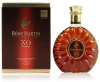 Airline inflight duty-free shopping prices for Remy Martin XO