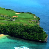 Top Bali golf courses, New Kuta Golf course