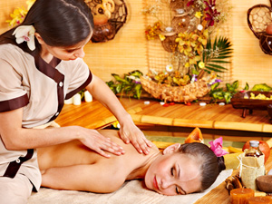Dragon Hill Spa, Seoul - massage service at a Korean JJimjilbang