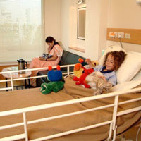 Pediatric care at Max, Gurgaon, India