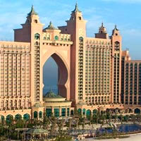 Dubai conference hotels, Atlantis The Palm