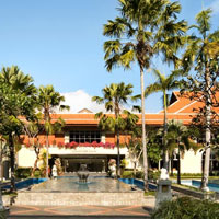 Bali conference hotels and small meetings, Westin Nusa Dua and the Bali conference centre