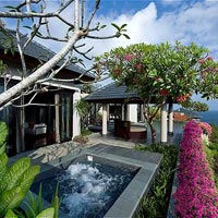 Bali conferences and small meetings, Banyan Tree Ungasen