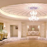 Asian conference hotels, corporate meetings in Hong Kong at The Peninsula Salisbury Room