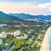 Hilton Phuket Arcadia isa top Thailand MICE and conference hotel with versatile indoor and outdoor spaces