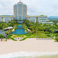 Best Phu Quoc conference hotels, InterContinental Long Beach