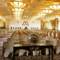 Corporate meetings for CEOs in Jakarta, Mulia is a good bet