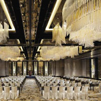 Stylish corporate meetings in Hong Kong, Ritz-Carlton