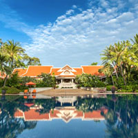 Koh Samui conference hotels, Santiburi has versatile space with a beach to boot