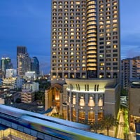 Corporate meetings in Bangkok at Sheraton Grande Sukhumvit