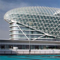 Middle East conference hotels, Yas Viceroy Abu Dhabi
